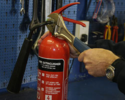 Fire Extinguisher Repair & Services