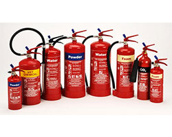 Fire Extinguisher Dealers